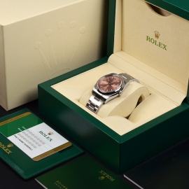 RO20628S Rolex Oyster Perpetual 34mm Box