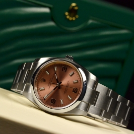 RO20628S Rolex Oyster Perpetual 34mm Close10