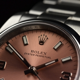RO20628S Rolex Oyster Perpetual 34mm Close4