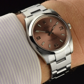 RO20628S Rolex Oyster Perpetual 34mm Wrist