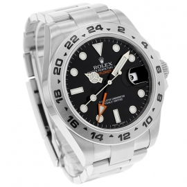 RO20976S Rolex Explorer II Orange Hand Dial