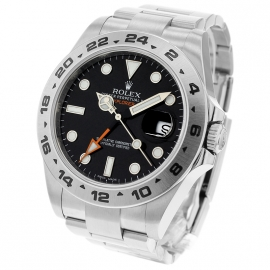 RO20976S Rolex Explorer II Orange Hand Back