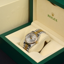 RO21035S Rolex Datejust Box