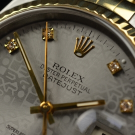 RO21035S Rolex Datejust Close5