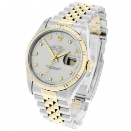 RO21035S Rolex Datejust Back
