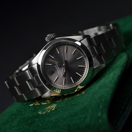 RO21145S Rolex Vintage Ladies Oyster Perpetual Close11