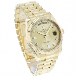 RO21229S Rolex Day Date 18ct Dial