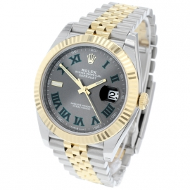 Rolex Datejust 41mm Wimbledon