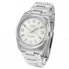 RO21433S Rolex Air King Back