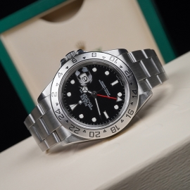 RO21586S Rolex Explorer II Close10