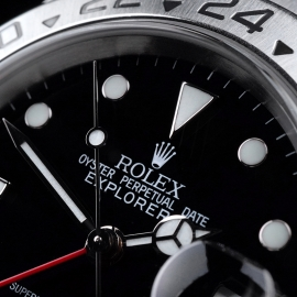 RO21586S Rolex Explorer II Close3