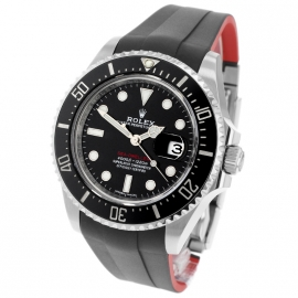 Rolex Sea Dweller 50th Anniversary Rubber B