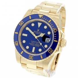 Rolex Submariner Date 18ct 116618LB