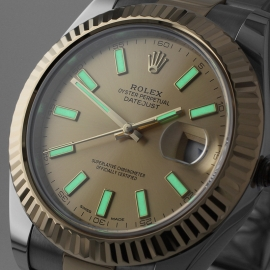 RO21620S Rolex Datejust 41 116333 Close1