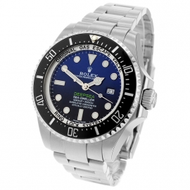 Rolex Sea-Dweller Deep-Sea D-Blue 116660 Unworn