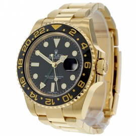 Rolex GMT Master II 18ct