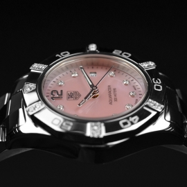 TA20742S Tag Heuer Ladies Aquaracer Close8