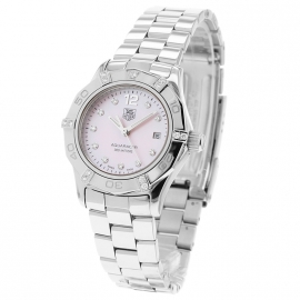 TA20742S Tag Heuer Ladies Aquaracer Back