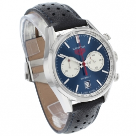 TA20876S Tag Heuer Carrera Calibre 17 Limited Edition Dial