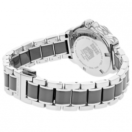 TA21021S Tag Heuer Ladies Formula 1 Steel and Ceramic Back