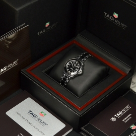 TA21021S Tag Heuer Ladies Formula 1 Steel and Ceramic Box 1