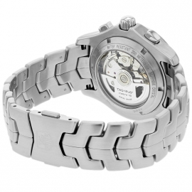 TA21335S Tag Heuer Link Calibre 16 Automatic Chronograph Back