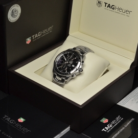 TA21335S Tag Heuer Link Calibre 16 Automatic Chronograph Box