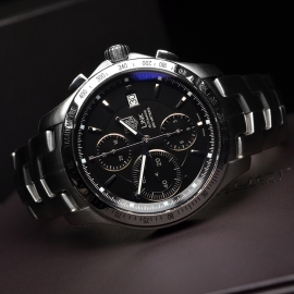 TA21335S Tag Heuer Link Calibre 16 Automatic Chronograph Close10