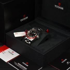 TU21367S Tudor Black Bay GMT Pepsi Bezel Box