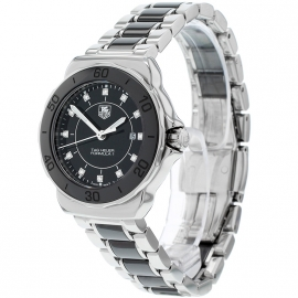 Tag Heuer Ladies Formula 1 Steel and Ceramic
