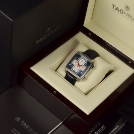 Tag Heuer Monaco Calibre 11 Steve McQueen Limited Production Box