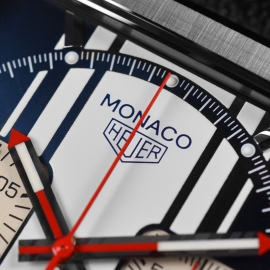Tag Heuer Monaco Calibre 11 Steve McQueen Limited Production Close7