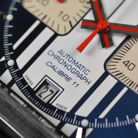Tag Heuer Monaco Calibre 11 Steve McQueen Limited Production Close9
