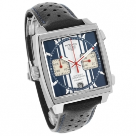Tag Heuer Monaco Calibre 11 Steve McQueen Limited Production Dial