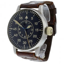 A Lange & Sohne B-Uhr German Luftwaffe Observers Watch of WWII