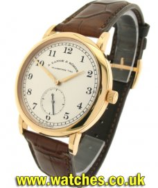 A Lange & Sohne 1815 18ct Rose Gold