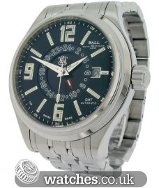 Ball Trainmaster Voyager GMT