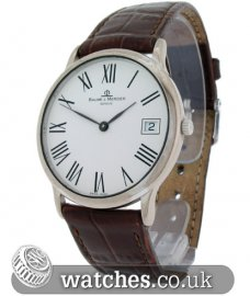 Baume & Mercier Classic Gents Dress Watch White Gold