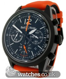 Bell & Ross Vintage 126 Blackbird Limited Edition