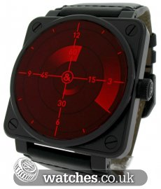 Bell & Ross BR 01-92 Red Radar Limited Edition