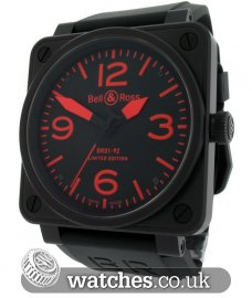 Bell & Ross BR 01-92 Red Limited Edition