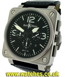 Bell & Ross BR 01-94 Chronograph