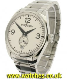 Bell & Ross Geneva 123 White