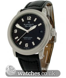 Blancpain Leman Aqua Lung Limited Edition