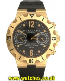 Bulgari Scuba Chrono 18ct