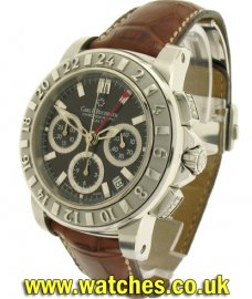 Carl F Bucherer Patravi Chronograph GMT