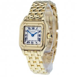 Cartier Ladies Panthere Small Model 18ct