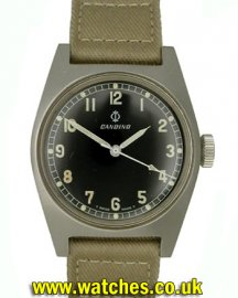 Candino Swedish Military Watch