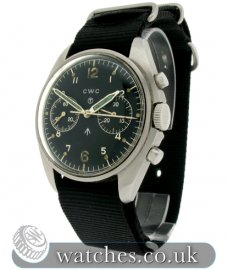 CWC Vintage Military Chronograph