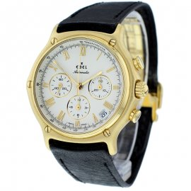 Ebel Chronograph 18ct Gold - Zenith Movement